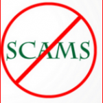 Ways to avoid online scams.