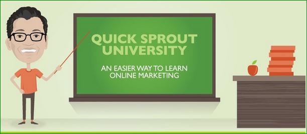 Quick Sprout University Log In
