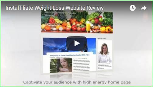 Instaffiliate weight loss video
