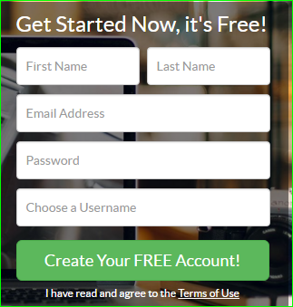 Wealthy affiliate free account