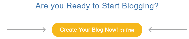 Start your free blog now CTA
