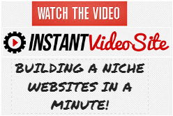 Instant Video Site Plugin