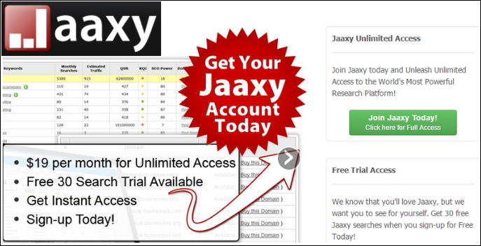 jaaxy-wealthy-affiliate-keyword-tool